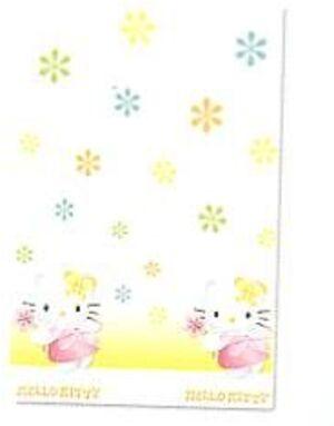 Tischtuch 120x180cm Papier SPRING 860111455