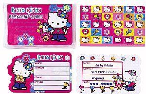 Karten mit Stickern 10.5cm FLOWER POWER 860155543