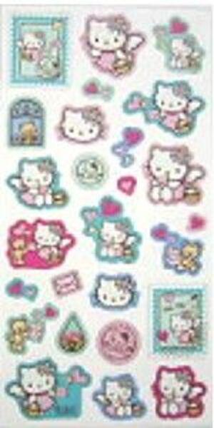 Metallic Stickers 20cm KT 860297208