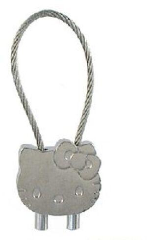 Schlüsselanhänger 7cm Metall FACE 860467006