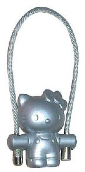 Schlüsselanhänger 9cm Metall ROPE SKIPPING 860467642
