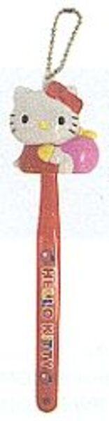 Zahnbürste mit Kappe 15.5cm Heart Apple 860747661