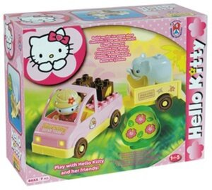 Sanrio Hello Kitty Safari 7 teilig 8608657