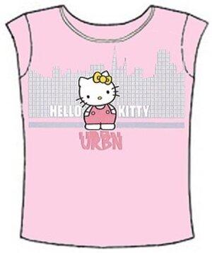 Sanrio T-Shirt Urban Pink 86099-21P