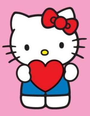M-Card Heart 9cm 860MK005