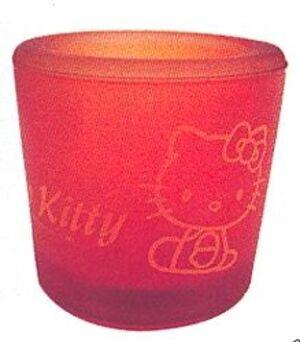 Teelichthalter orange 6.5cm 860854026
