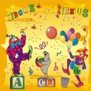 WECO Tischbombe Tiere-Circus 22cm 88020211
