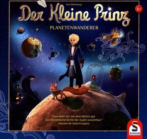 Schmidt Spiele Der kleine Prinz - Planetenwanderer 40515