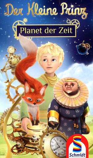 Schmidt Spiele Der kleine Prinz: Planet der Zeit 51270