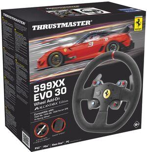 Thrustmaster Ferrari 599XX EVO 30 Wheel [Add-On] [PS4/PS3/XONE/PC] HN53Th304758