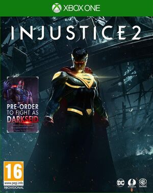 Injustice 2 - Day One Edition, Xbox One 1000628798