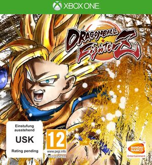 Bandai Namco Dragonball FighterZ, Xbox One 112431A1