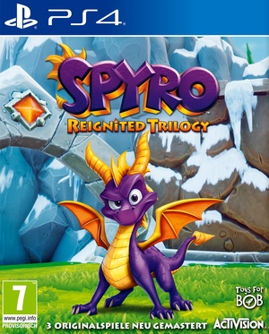 Activision Spyro Reignited Trilogy, PS4 88237GM