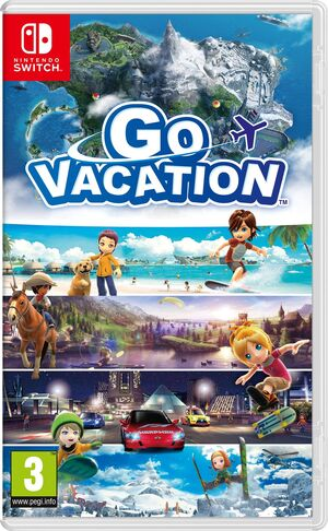Nintendo Go Vacation, Switch 2523954