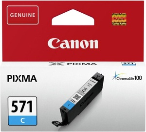Canon Ink Cart/CLI-571 Cyan 386C001
