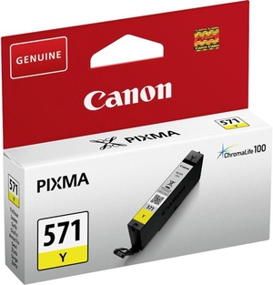 Canon Ink Cart/CLI-571 Yellow 388C001