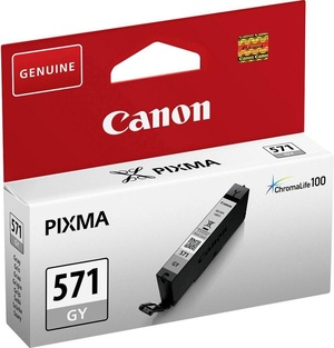 Canon Ink Cart/CLI-571 Grey 389C001