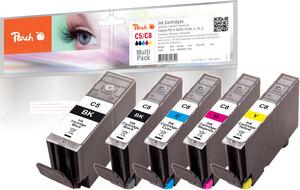 PEACH Tinte Canon Combi Pack m. Chip PI100-71