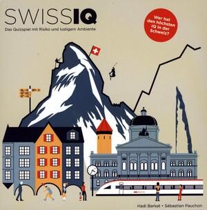 Helvetiq Swiss IQ Quiz- & Partyspiel SWISSIQ_D
