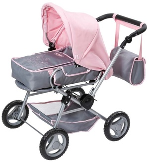 Baby Born Baby born: Deluxe Puppenwagen 821343