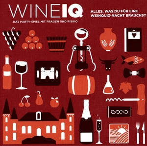 Helvetiq Wine IQ Quiz- & Partyspiel WINEIQ_D
