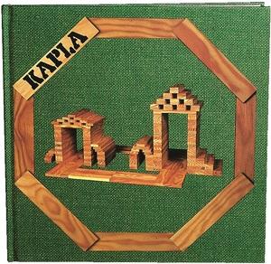 KAPLA Buch 3 grün HN00KA00430