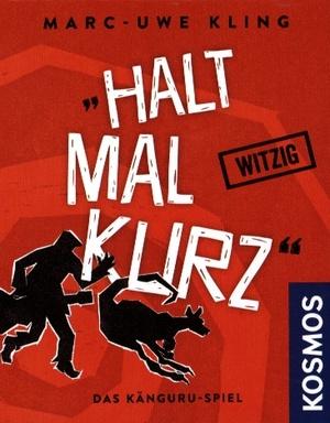 KOSMOS Halt mal kurz - Das Känguru-Spiel HN53KO609294
