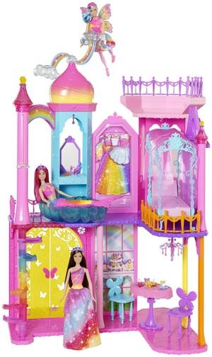 Barbie Regenbogen Schloss 57004039