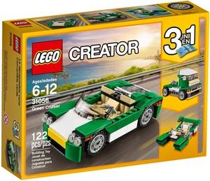 LEGO Grünes Cabrio 31056A1