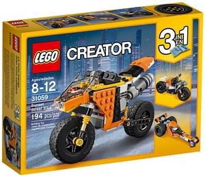 LEGO Strassenrennmaschine 31059