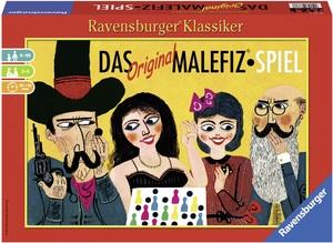 Ravensburger Malefiz Original, d 6-99 Jahre, 2-4 Spieler, Taktikspiel 60526737