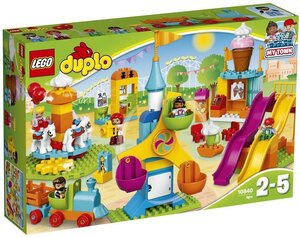 LEGO Grosser Jahrmarkt Lego Duplo, 2-5 Jahre 10840
