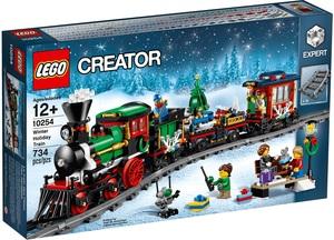 LEGO Festlicher Weihnachtszug Lego Creator, ab 12 Jahren