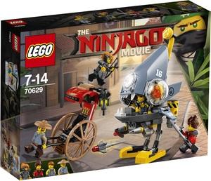 LEGO Piranha-Angriff 70629