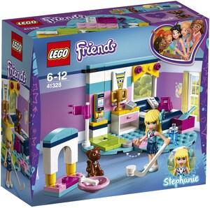 LEGO Stephanies Zimmer Lego Friends, ab 6 Jahren 41328