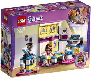 LEGO Olivias grosses Zimmer Lego Friends, ab 6 Jahren 41329A1