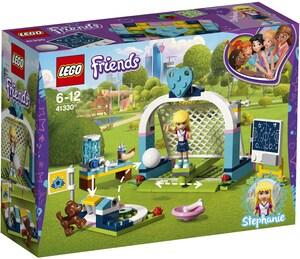 LEGO Fussballtraining mit Stephanie, Lego Friends, ab 6 Jahren 41330A1