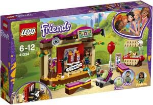 LEGO Andreas Bühne im Park Lego Friends, ab 6 Jahren 41334