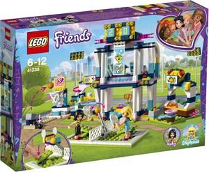 LEGO Stephanies Sportstadion Lego Friends, ab 6 Jahren 41338