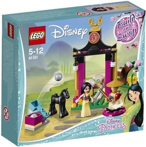 LEGO Mulans Training Lego Disney, ab 5 Jahren 41151