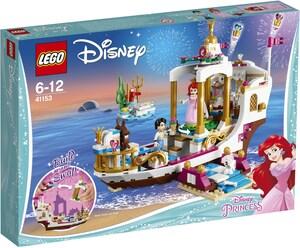 LEGO Arielles Hochzeitsboot Lego Disney, ab 6 Jahren 41153A1