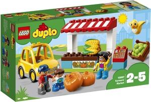 LEGO Bauernmarkt Lego Duplo, ab 2 Jahren 10867