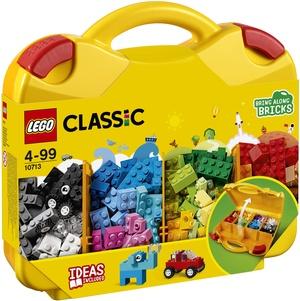 LEGO Bausteine Starterkoffer Lego Classic, Farben ass. ab 4 Jahren 10713A2