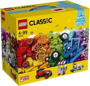 LEGO Kreativ-Bauset Fahrzeuge Lego Classic, ab 4 Jahren 10715