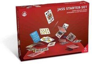 AGM Jassen Starterset d/f Karten, Tafel, Jassteppich, Kreiden etc. inkl. ab 11+ 62511720