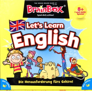 BrainBox BB - Let's Learn English (d) 94952