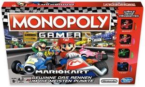 Hasbro Monopoly Gamer Mario Kart, d ab 8 Jahren, 2-4 Spieler, mit Power-Up Würfel 67169070