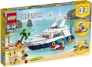 LEGO Yacht Lego Creator, ab 9 Jahren 31083A1