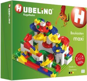 Hubelino Kugelbahn: 213-teiliger maxi Baukasten HN00HU42057