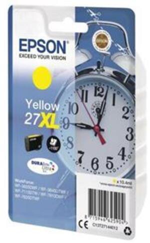 EPSON Epson Ink DuraBrite, Yellow 27XL C13T27144010